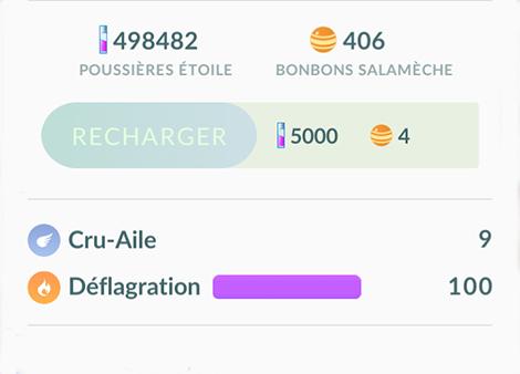 Pokemon Go : les meilleures attaques rapides