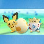 Pokemon Go : encore des Baby ?