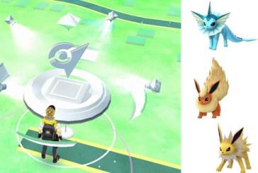 Combats d'arènes Pokémon Go #1: les Attaquants