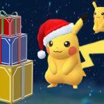 Pokemon Go : l'événement de Noël #1 est fini