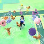 Nouveaux nids Pokemon Go