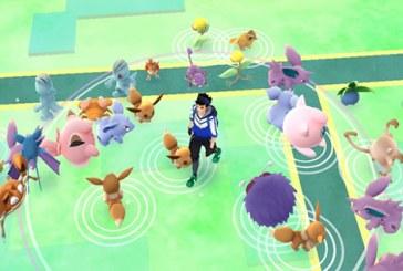 Pokemon GO : Nouvelle migration des nids !