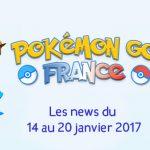 Pokemon Go News ! L'essentiel de la semaine