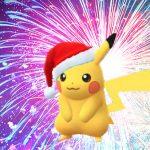 Pikachu de Noël après le 29 décembre