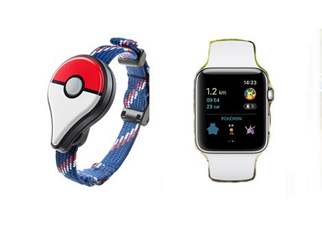 Un successeur à Pokemon Go Plus en préparation