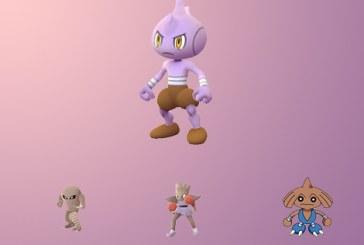 Pokemon Go : évoluer Debugant en Kapoera ?