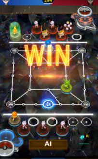 game play pokemon duel illu