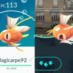 Comment capturer plus de Magicarpe shiny ?