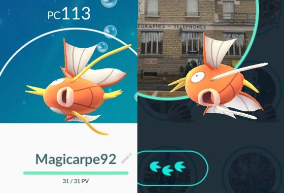 Comment capturer plus de Magicarpe shiny ?