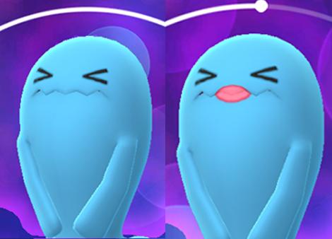 Pokemon Go : identifier mâle et femelle