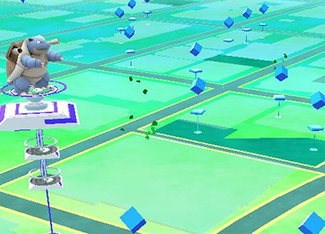Pokemon Go : la liste des nouveaux Pokestop