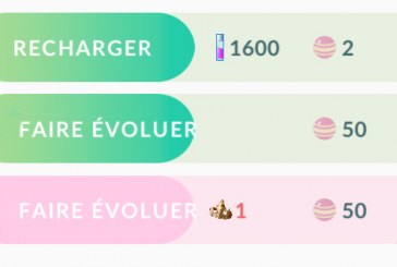 Pokemon Go : où avoir les objets d'évolution ?