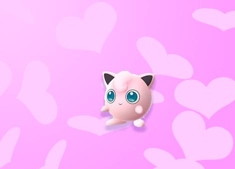 Les Pokemon roses de la Saint Valentin !