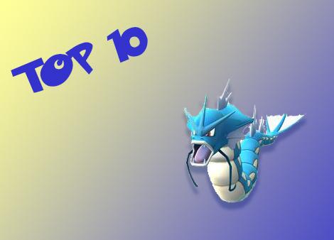 Pokemon Go : Top 10 des plus hauts PC