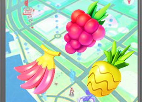 Pokemon Go : retour sur les baies !