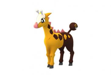 Pokemon Go : focus sur Girafarig !