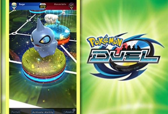 Pokemon duel : mise a jour mais pas de date