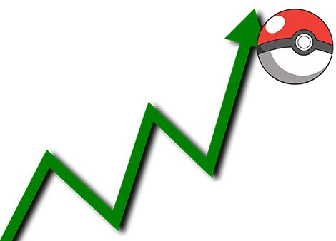 Hausse des prix des Poképièces sur Pokémon GO !
