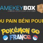 gamekeybox : Une box pour les fans de pokemon ?