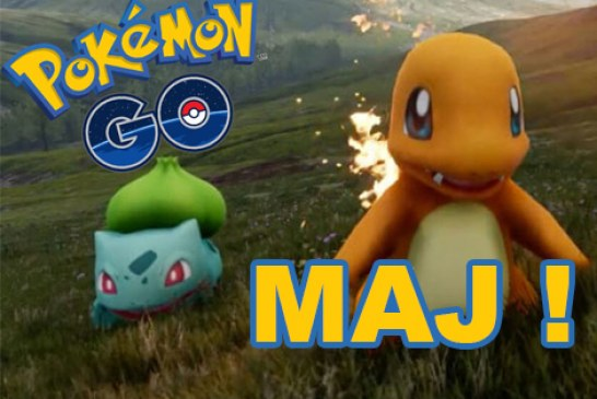 Pokemon GO : APK 0.115.3 disponible !