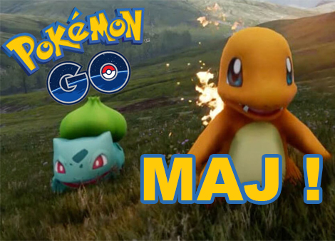 Pokemon GO 0.119.5 : Mise à jour disponible !
