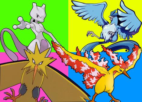 pokemon légendaires :  Le retour cet été !