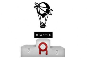 pokemon go : Niantic récompensé !