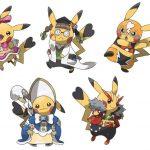 Évènement: Un Nouveau Pikachu en Juillet