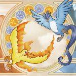 Fêtez le solstice avec les types Feu et Glace