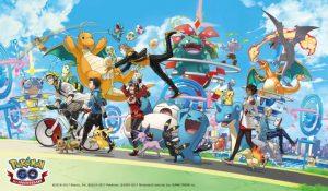 Plus d'informations sur le Pokemon GO Safari Zone de Paris !