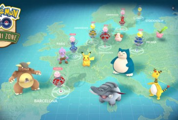 Plus d'informations sur le Pokemon GO Safari Zone de Paris !