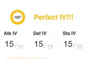 Les appli IV Pokemon Go dans le collimateur !