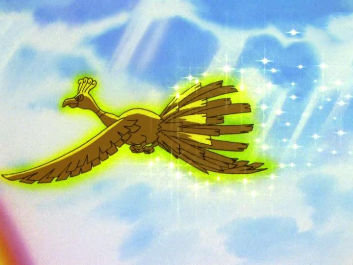 Ho-Oh ne sortira pas dans Pokemon GO ?