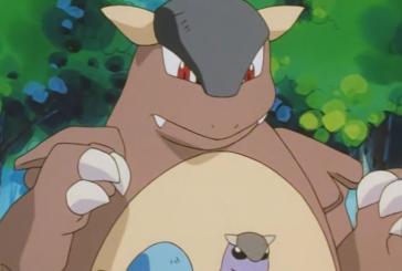 Zoom sur Kangourex dans Pokemon GO