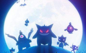Pokemon GO : La 3G sort pour Halloween !