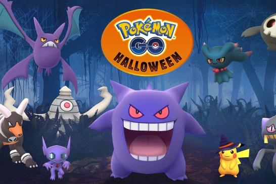 Pokemon GO : Halloween sera t-il surprenant ?