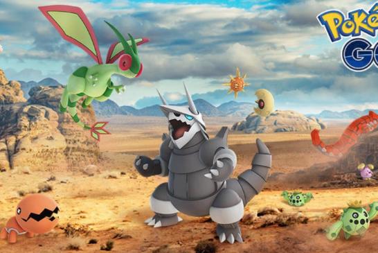Les nouveautés secrètes de Pokemon GO !