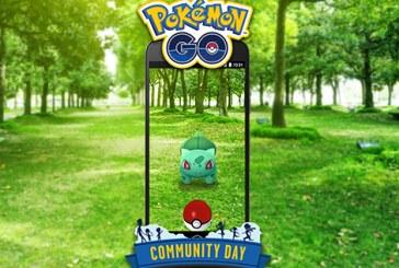 Prochain Community Day : Bulbizarre !