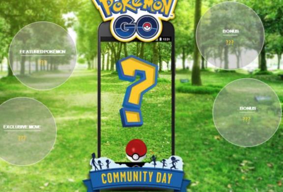 Quel Pokémon pour le Community Day de Mai ?
