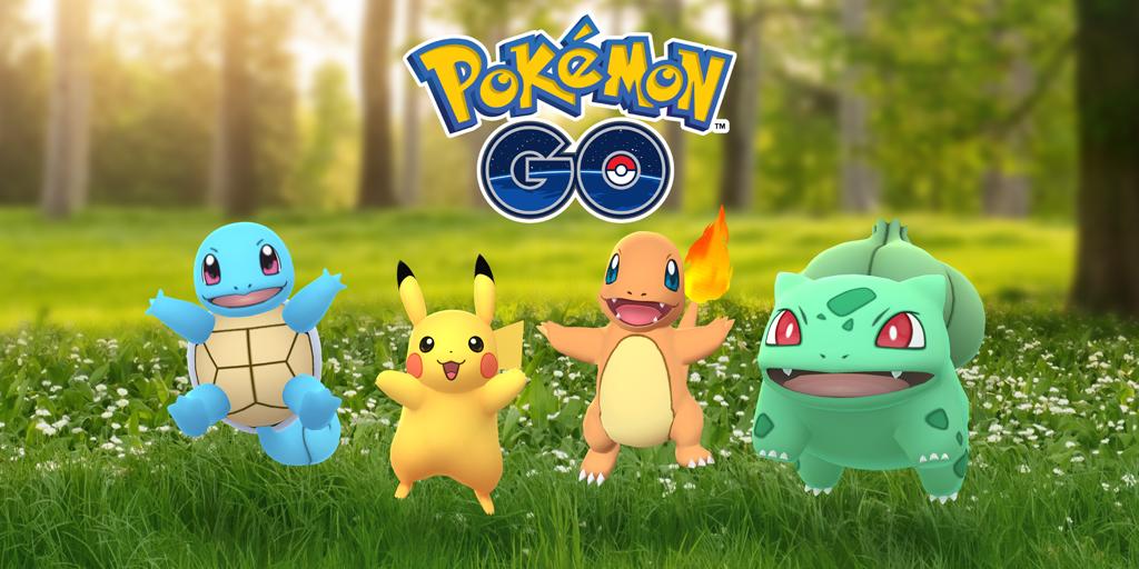 Les Pokémon à capturer pendant l'événement de Kanto !