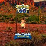 Salamèche, le Pokemon GO Community Day de Mai !