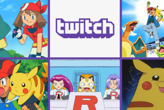 Un marathon Pokemon sur Twitch ?