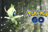 Celebi arrive dans Pokemon GO !