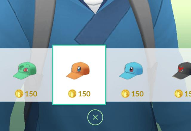 Pokemon GO : de nouveaux objets pour changer d'apparence !