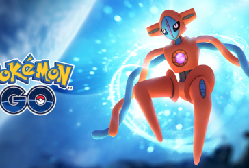 Deoxys : les statistiques sur Pokemon GO !