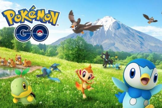 Nouveaux Pokemon 4G dans le code de Pokemon GO !