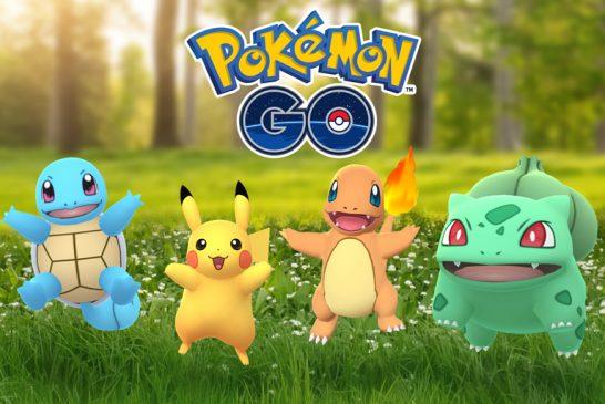 Les événements Pokémon GO à venir
