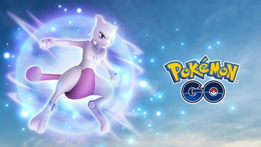 Pokémon go France Raid Mewtwo